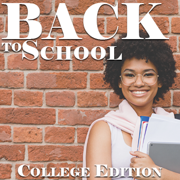 Back to School Checklist - College Edition