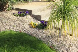 Richardson Rental Property with a Xeriscaped Yard