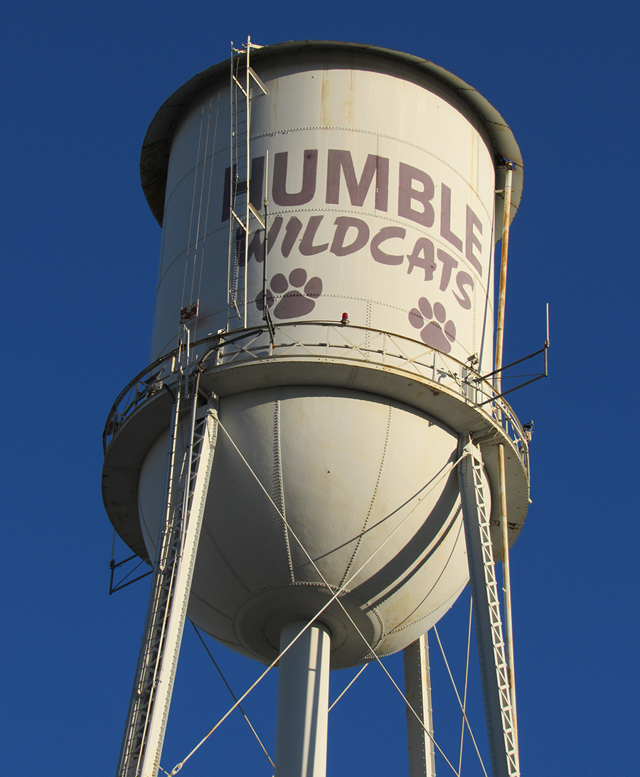 Humble Water Tower