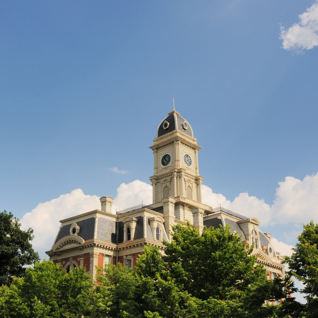 Historic Hamilton County Courthouse Building