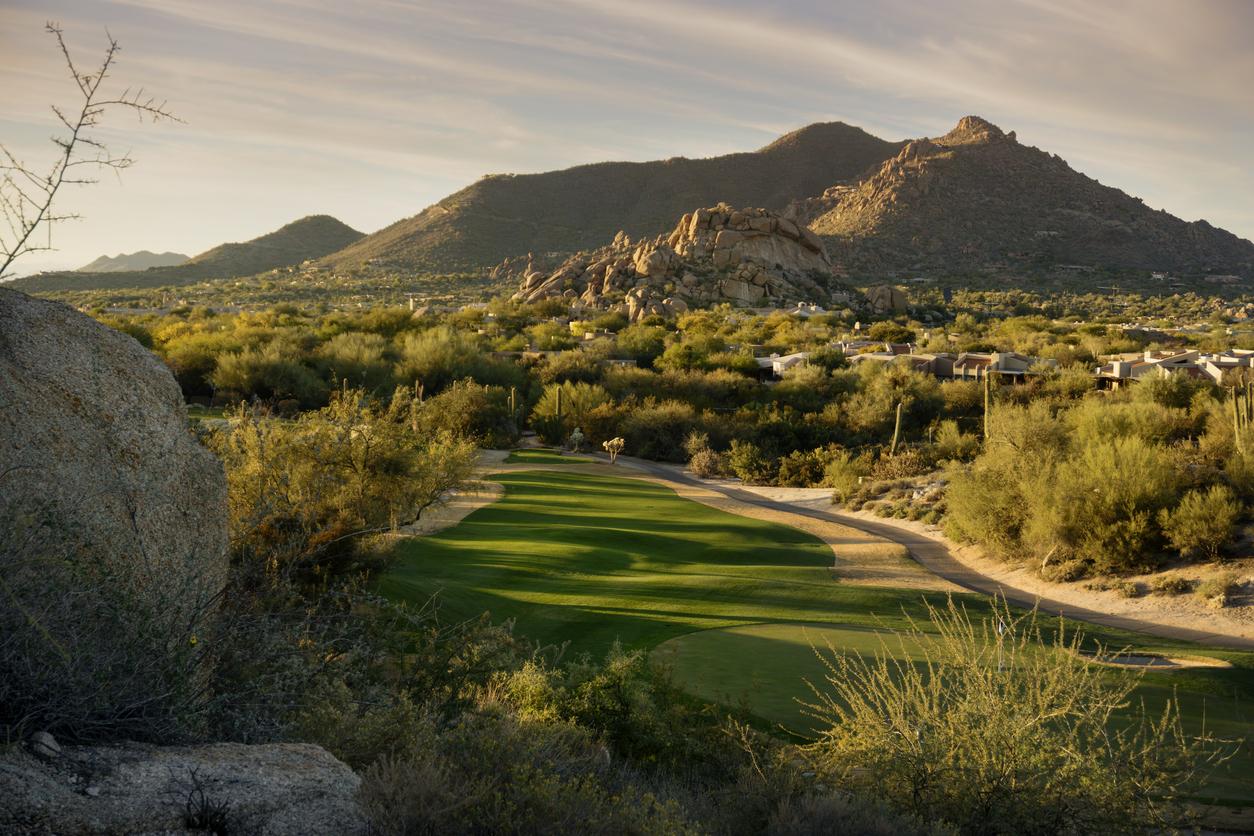 Arizona landscape, Scottsdale,
