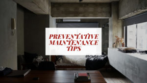 5 Preventative Maintenance Tips Every Southwest Michigan Landlord Should Know