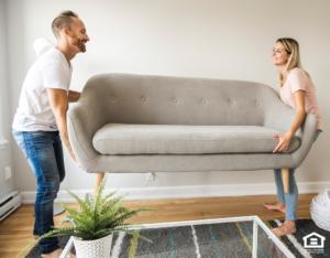 Gen X Couple Moving Into a McDonough Rental Home
