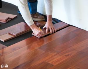 Installing Hardwood Floors in Your Flower Mound Rental Property