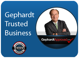 gephard approved Real property management salt lake city