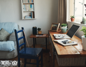Ferndale Rental Property with a Professional Home Office Setup