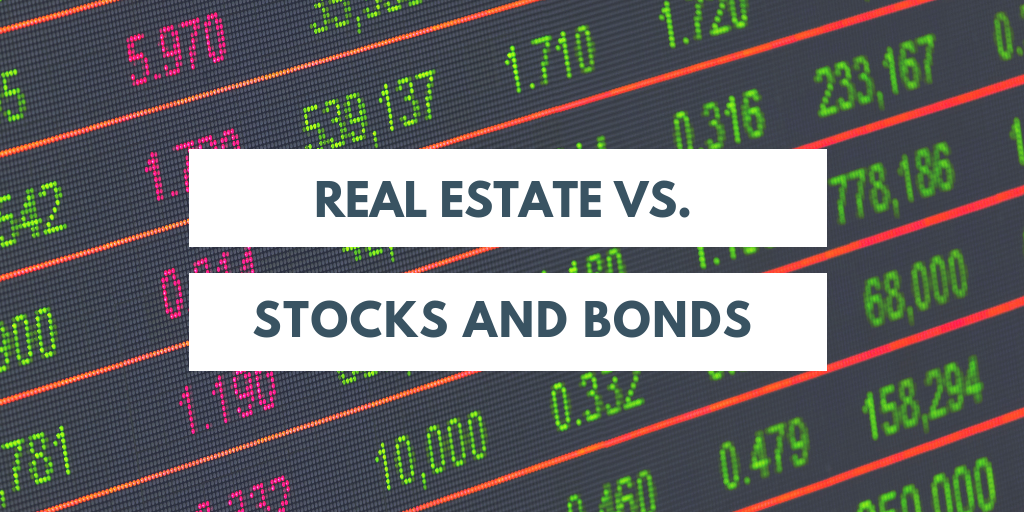 Benefits Of Real Estate Investment Vs Stocks And Bonds Real Property Management Solutions
