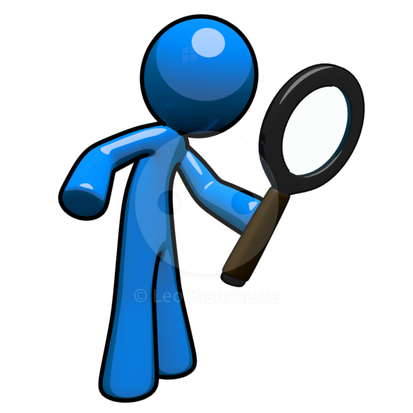 Detective-with-magnifying-glass-clipart-2 | Real Property ...