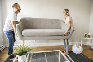Gen X Couple Moving Into a Eaton Rental Home