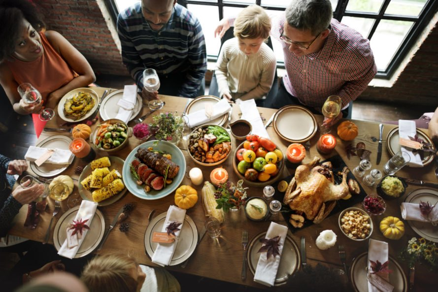 Thanksgiving in Lawrenceville