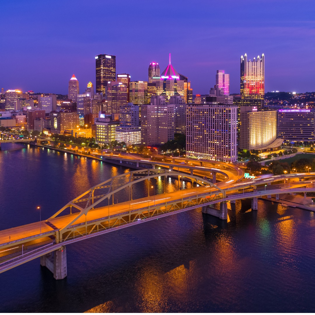 Pittsburgh Skyline: Pittsburgh Property Management