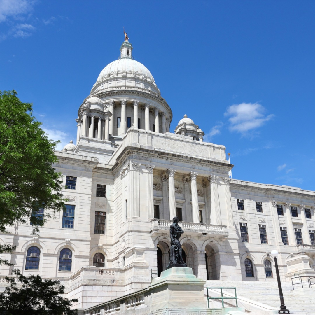 photo of providence rhode island's capital building