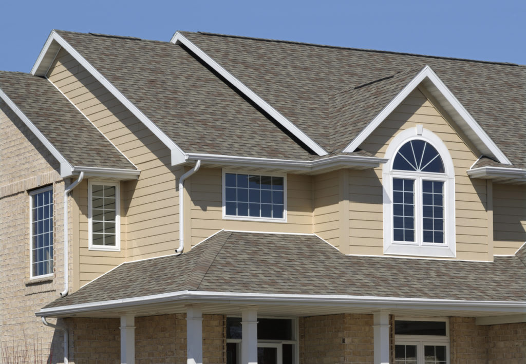 Charles County Rental Property with Clean Gutters and Downspouts
