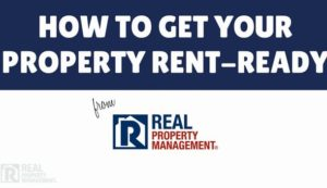 how to get your property rent ready