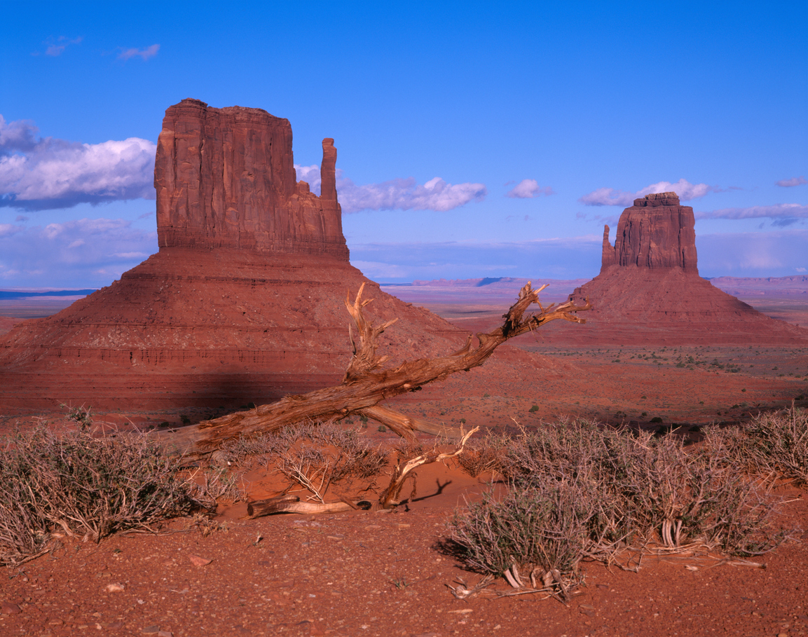 Monument Valley Tribal Park Utah