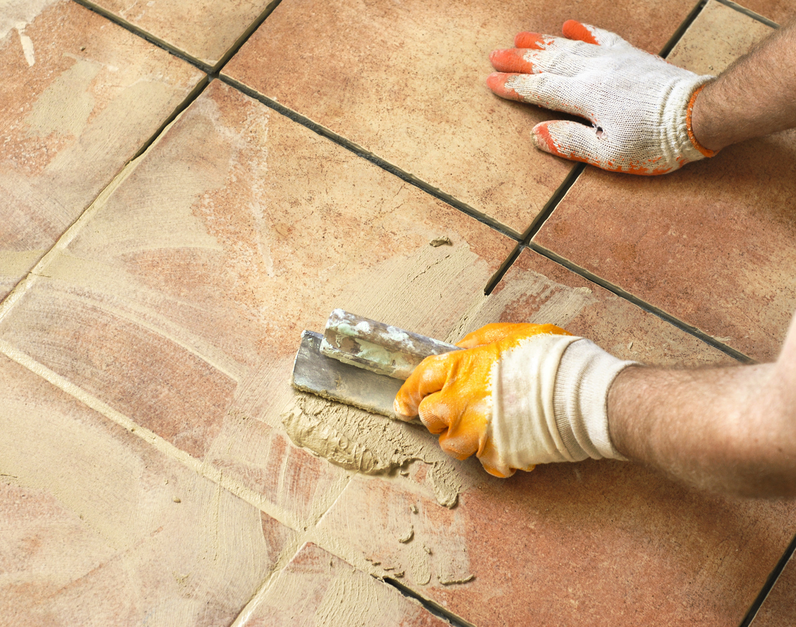 Update Your Quincy Rental Property with a Fresh Application of Grout