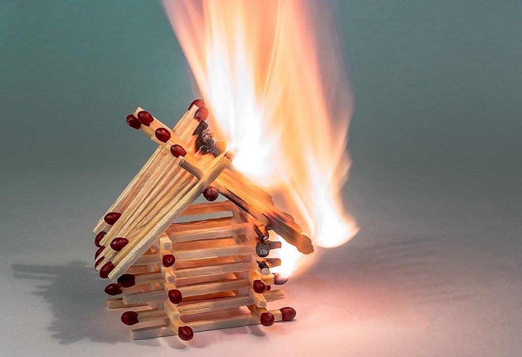 Eliminate Fire Hazards on your Raleigh Property Before It's Too Late