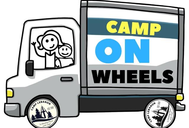 Camp On Wheels!