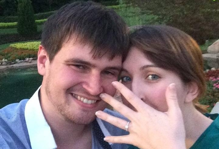 Catherine and Alex Wedding
