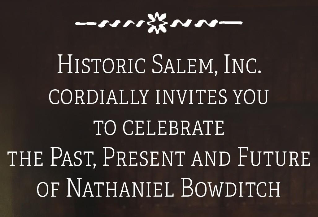 Celebrating Nathaniel Bowditch