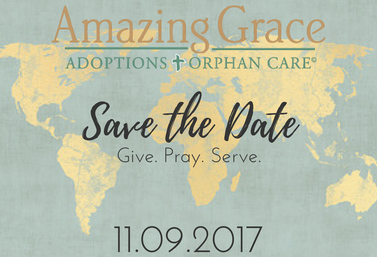 Amazing Grace Adoptions Banquet