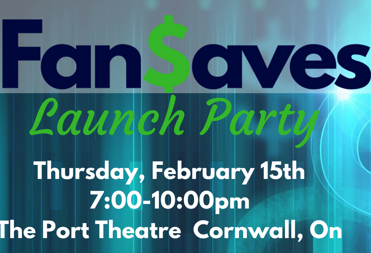 FanSaves Launch Party