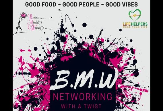 B.M.W Networking with a Twist
