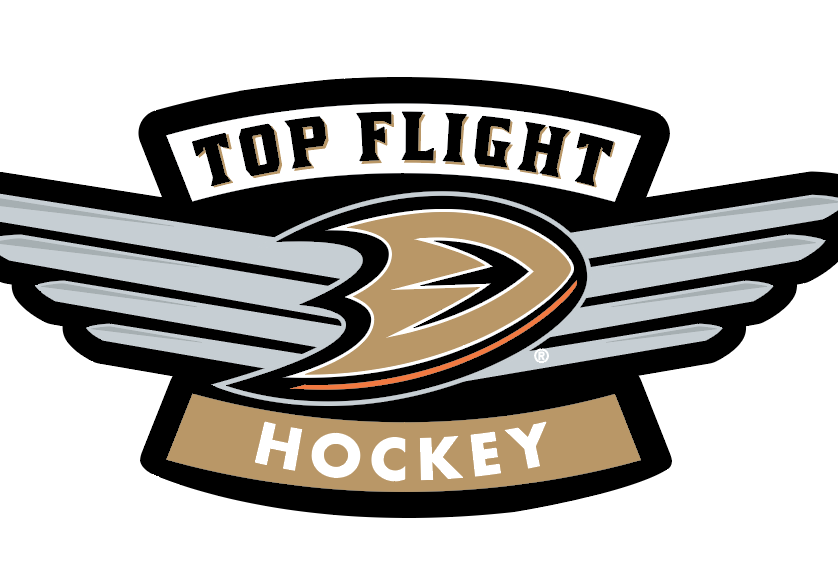 Anaheim Ducks Top Flight on ICE
