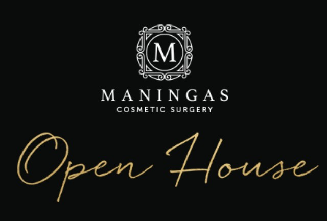 Maningas Cosmetic Surgery Open House