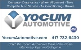 Yocum Auto - Vol 2 Issue 1