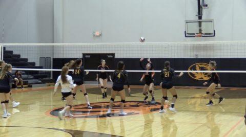 Video Screen Shot - Volleyball