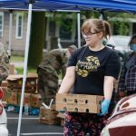 Food Giveaway Helps 250+ Families