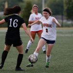 Photos: COC Soccer Senior Showcase