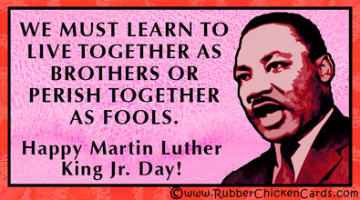 fools martin luther king jr