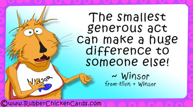 eCard by Rubber Chicken Cards