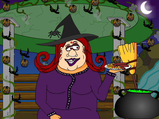 "Halloween #2 - ""Guptah"""