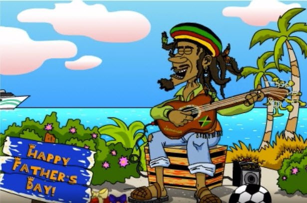 "Father's Day - ""Reggae Mon"""