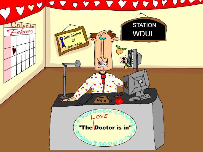 """Valentine's Day  - """"Dr. Maybaum"""""""