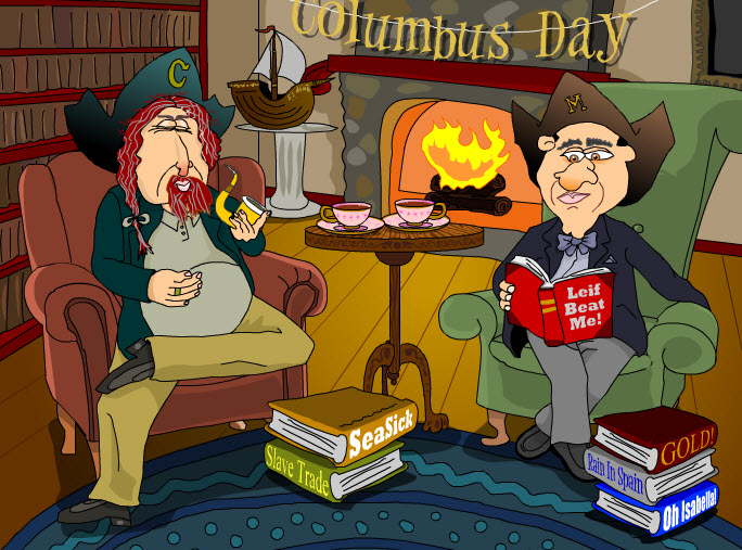 "Columbus Day - ""Professors"""