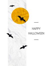 Halloween Marble