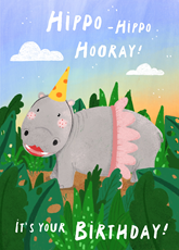 Hippo Hippo Hooray