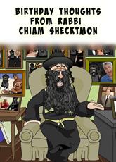 Rabbi Birthday
