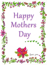 Flowers and Mother's Day