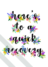 A Quick Recovery