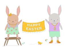 Bunny Friends