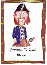 Permission to Board