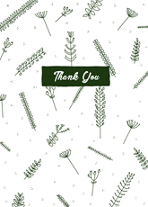 Botanical Thanks