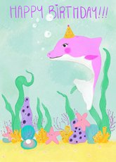 A Dolphin's Day