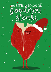 For Goodness Steaks
