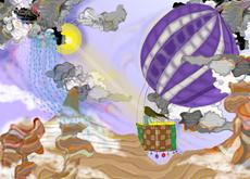 Magic Balloon